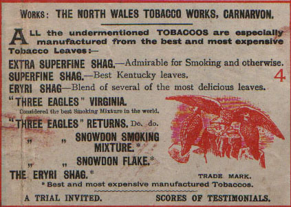 North Wales Tobacco Works