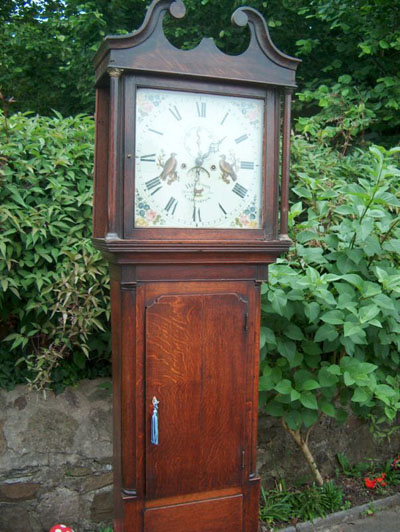 Thomas Heywood clock