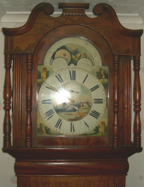 Humphrey Owen clock face