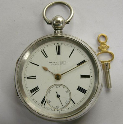 Henry Parry watch