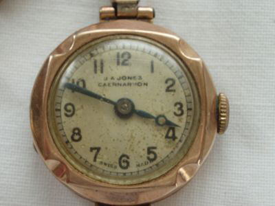 J. A. Jones watch