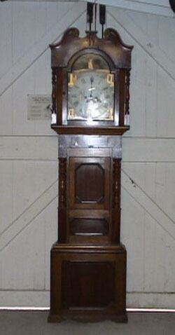 John Griffith clock