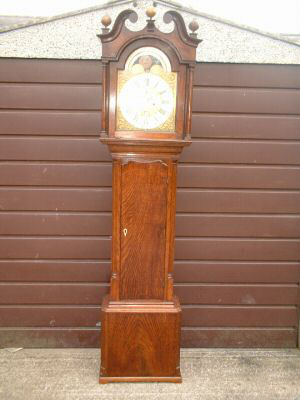 Maurice Thomas clock