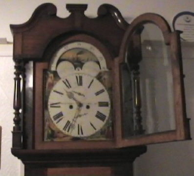 William Edwards clock